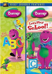 Now I Know My Abcs Lets Play School Barney Wiki Fandom