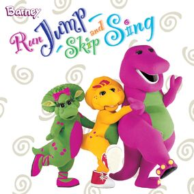 Barneys Run Jump Skip Sing CD