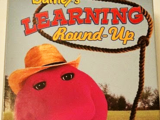 Barney's Learning Round-Up