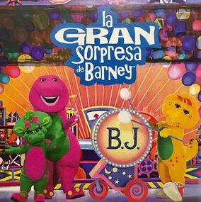 12. La Gran Sorpresa de Barney (2005)