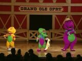 Barney at Grand Ole Opry