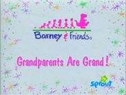 Grandparents Are Grand!