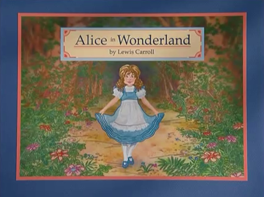 Alice In Wonderland Barney Wiki Fandom Powered By Wikia