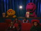Barney's Sense-Sational Day
