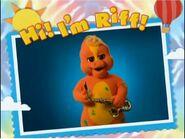 Hi! I'm Riff!
