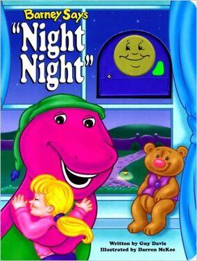Barneysaysnightnight