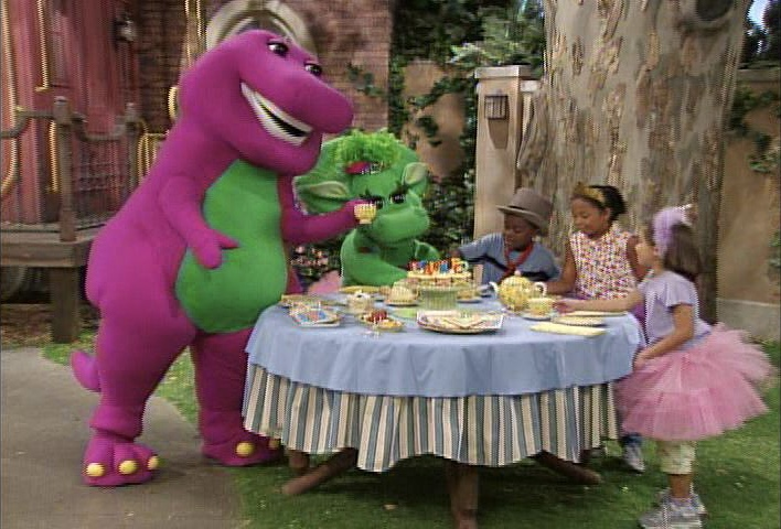 The T Game Barney Wiki Fandom Powered By Wikia