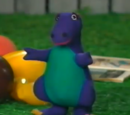 Barney Dolls Through The Years