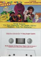 KidsforCharactercassette