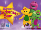 Barney's Christmas Star (Stage Show)