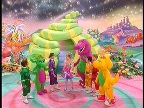 Barneyinouterspace
