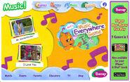 Barneywebsitemusic2006
