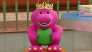 King Barney doll The Princess and the Frog HD