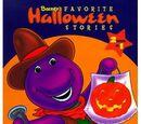 Barney's Favorite Halloween Stories