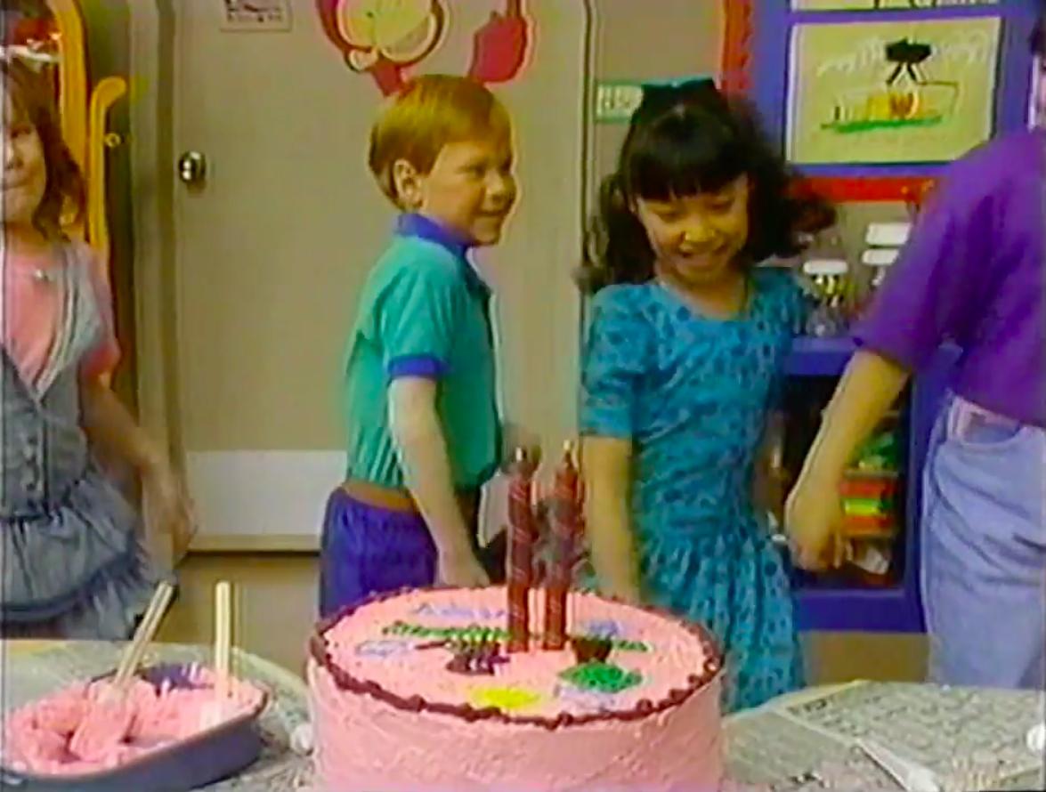 Frosting The Cake Barney Wiki Fandom Powered By Wikia