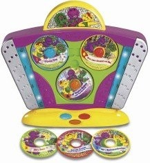 Barney-super-singing-cd-player-mattel 1 63dd1e5f2c64b334f109ebb77d68ea23
