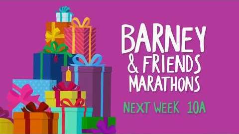 Barney & Friends Marathon on Universal Kids (Starts Monday)