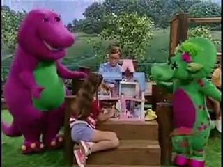 it s home to me barney wiki fandom powered by wikia rh barney wikia com Barney Campfire Sing-Along Barney Way Up the Tree