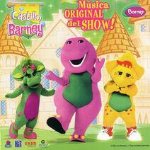 Barney-El Castillo De Barney-Frontal