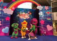 Barneybirthdaysurprise2