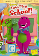 Let's Play School DVD Cover (1999)