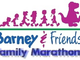 Barney & Friends Family Marathon