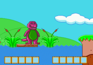 Barney farm level