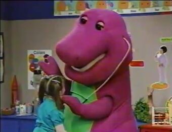 Doctor Barney Is Here! | Barney Wiki | Fandom