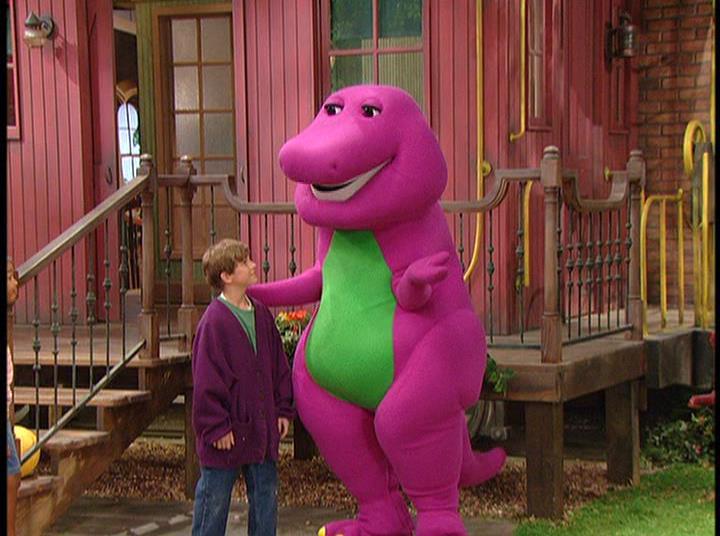 Big As Barney Barney Wiki Fandom Powered By Wikia