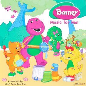 Barney-music-for-me