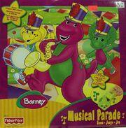 Barneymusicalparadegame