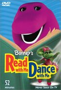 Barney's Read with Me, Dance With Me DVD