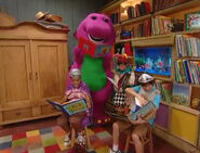 Storytime with Barney (song)