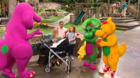BarneyFan2014/Barney: We Love Our Family (2009)
