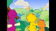 Barney view