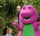 Barney's Name Game