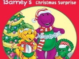 Barney's Christmas Surprise