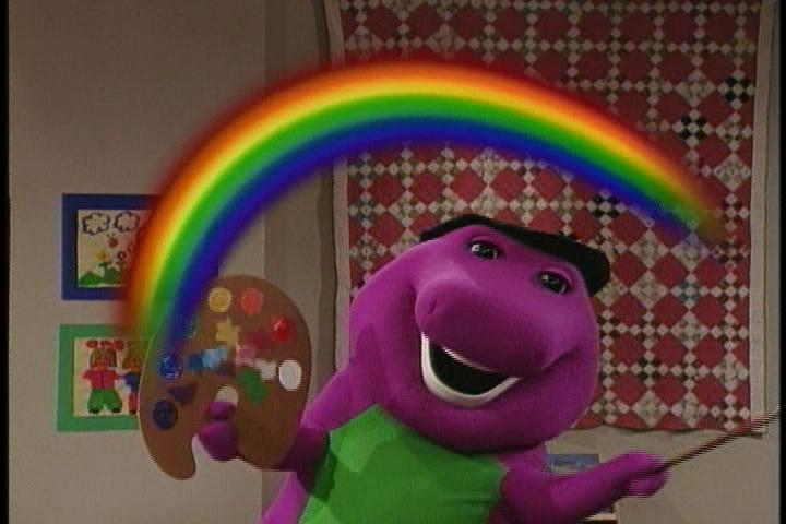 Colors Make Me Happy Barney Wiki Fandom Powered By Wikia