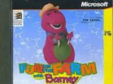 Barney Video Games