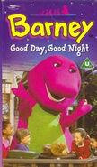 Barney day night