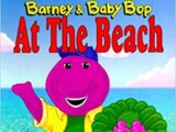 Barney & Baby Bop at the Beach