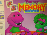 Barney Memory Game
