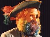 Rainbow Beard the Pirate