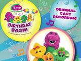 Barney Live in Concert - Birthday Bash!: Original Cast Recording