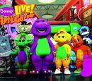 Barney Live! - The Let's Go Tour