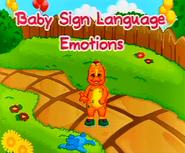 Babysignlanguageemotions