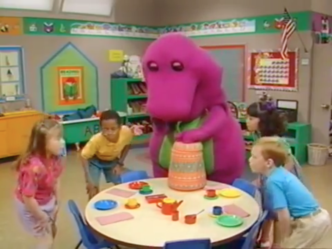 who took the cookies barney wiki fandom powered by wikia