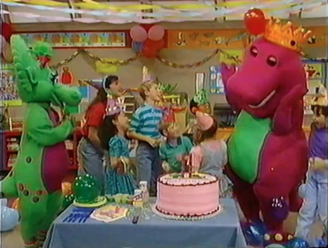 barney birthday Happy Birthday, Barney!   Barney Wiki   FANDOM powered by Wikia barney birthday