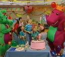 Happy Birthday, Barney!