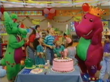 Happy Birthday, Barney!